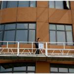 zlp630 պատուհան մաքրող պարան կանգնեցված հարթակ
