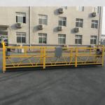 ce certified zlp630 ալյումինե էլեկտրական կախովի հենդրոր շինարարության համար